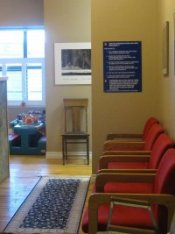 Reception / Waiting Room